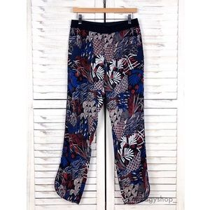 [H&M] Conscious Collection Printed Floral Pants